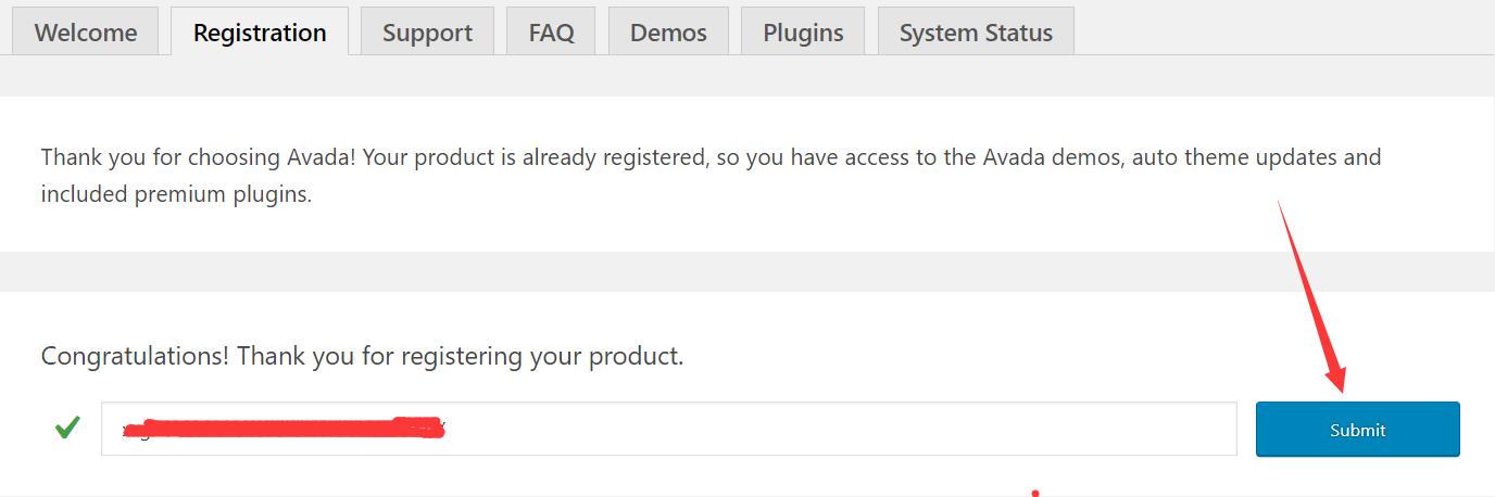 Avada主题包的简单设置1 (2)