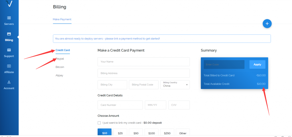 Vultr账号注册&服务器安装 (3)