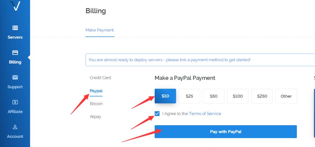 Vultr账号注册&服务器安装 (4)