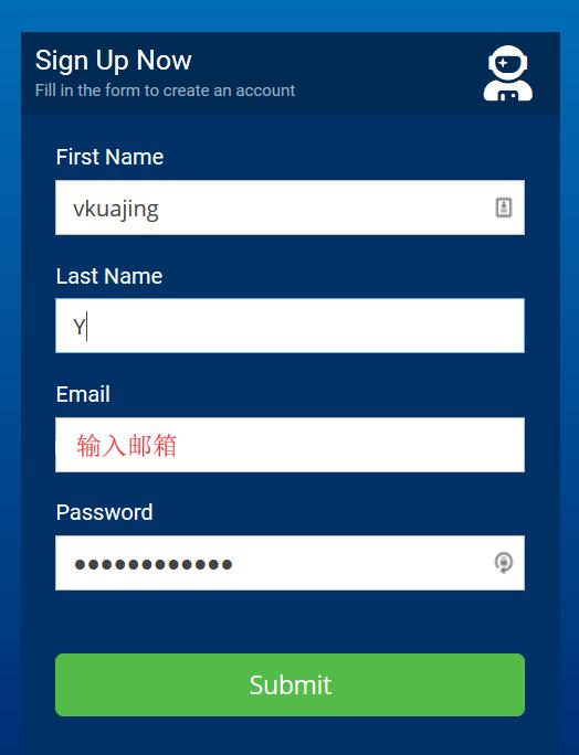 HostWinds注册流程&设置 (4)